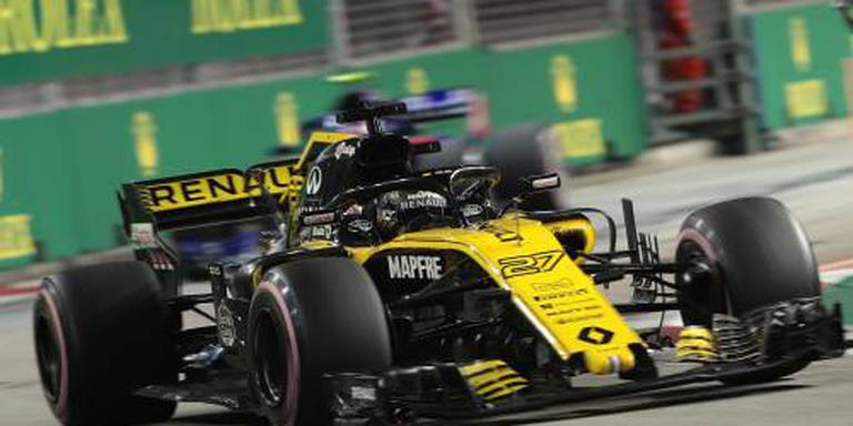 Renault zoekt aansluiting met top drie