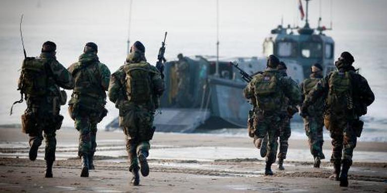 Tekort mariniers leidt tot stilleggen eenheid