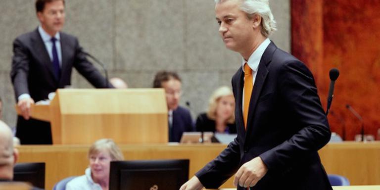Wilders mist reactie Rutte op Keulen