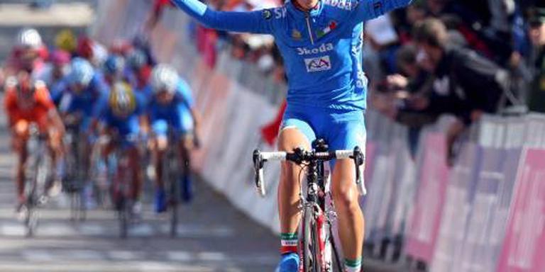 Bastianelli verrast Nederlandse wielrensters