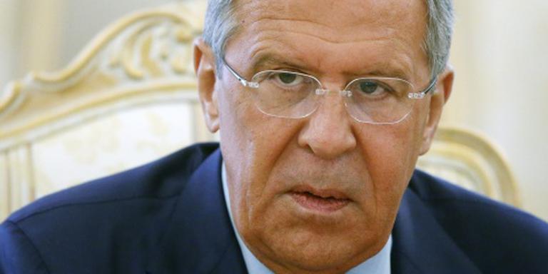 Lavrov ontkent betrokkenheid Rusland bij hack