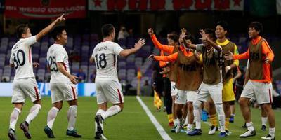 Kashima Antlers op WK clubs tegen Real