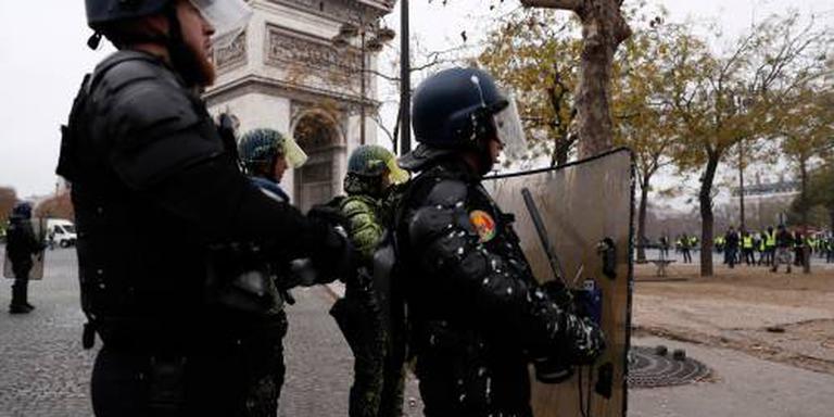 Parijs zet nog meer politie in