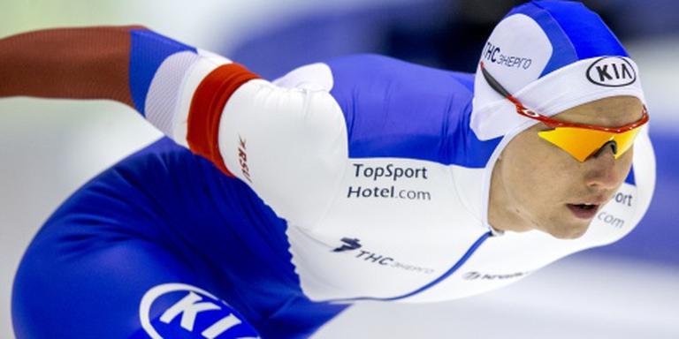 Schaatser Koelizjnikov betrapt op doping
