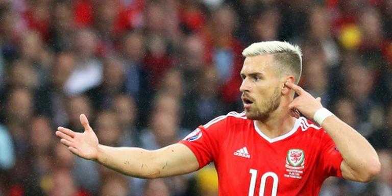 Wales mist Ramsey en Davies in halve finale