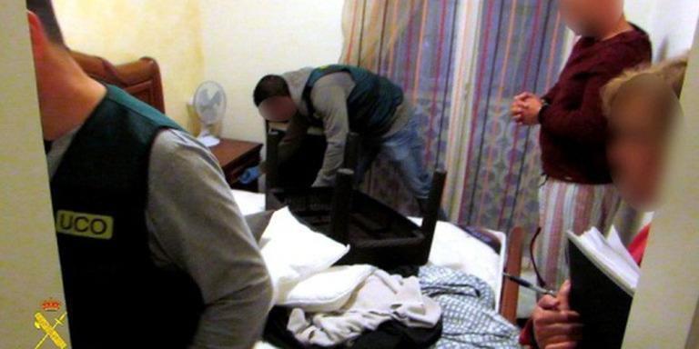 Nederlandse drugsverdachte gepakt in Malaga