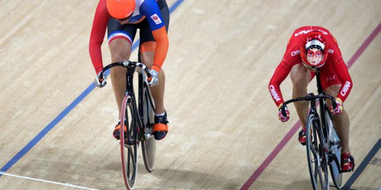 Ligtlee naar achtste finales sprint