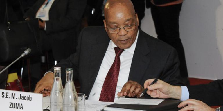 Corruptieonderzoek naar Zuma junior