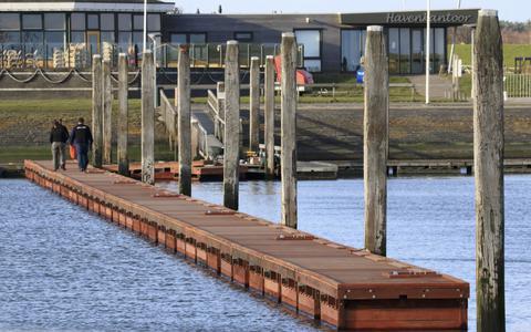 Meer ruimte voor bruine vloot in jachthaven Ameland