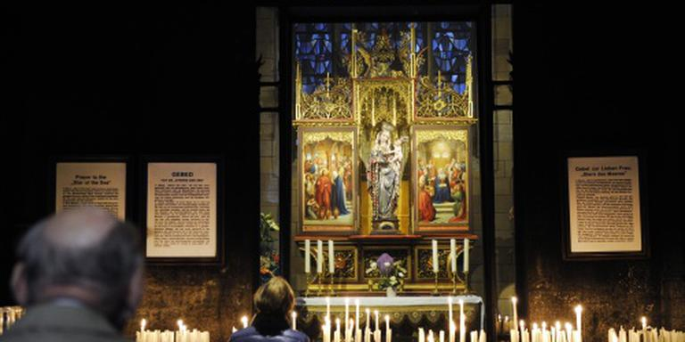 21 miljoen uitgekeerd om misbruik RK-Kerk