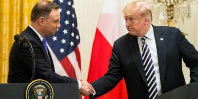 Polen wil 'Fort Trump' binnenhalen