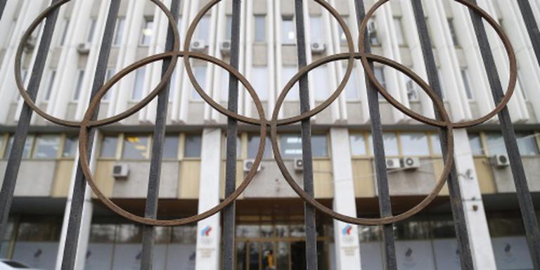 Russische atletes geschorst wegens doping