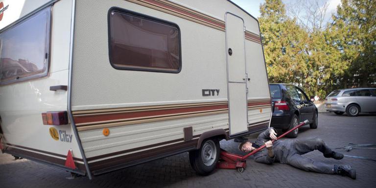 Gratis controle caravans in Sint Annaparochie