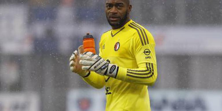 Vermeer nog niet fit bij Feyenoord