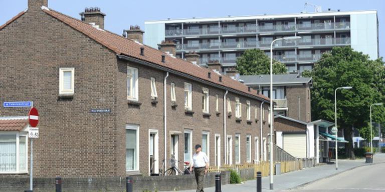 Vier op tien huishoudens wonen in rijtjeshuis