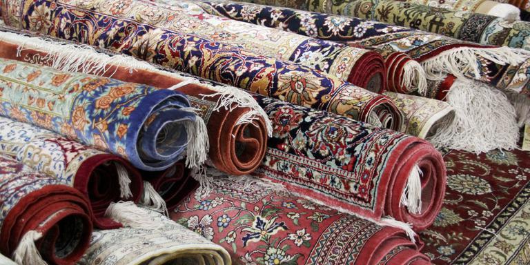 Subtrends in tapijten. FOTO FLORIEN HEES