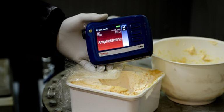 Drugslab ontdekt in zeecontainers in Ospel