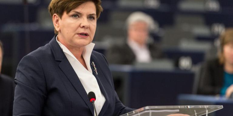 Poolse premier verdedigt omstreden wetten