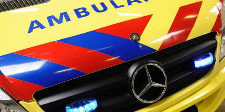 Fietser gewond bij botsing in Assen.
