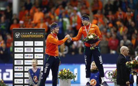 Sven Kramer beukt concurrenten murw