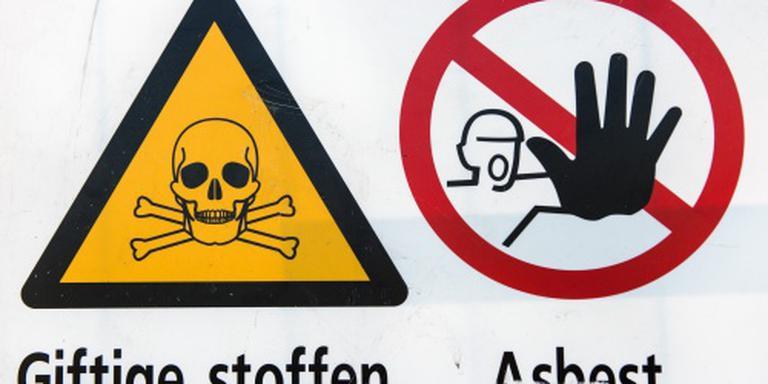 Recordaantal asbestslachtoffers wil geld zien