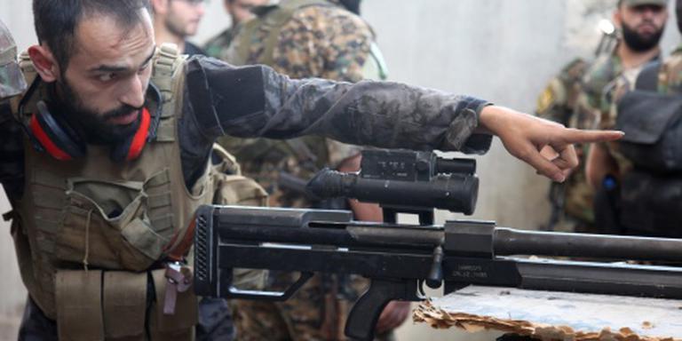 'Aanvoerroute rebellen Aleppo afgesneden'