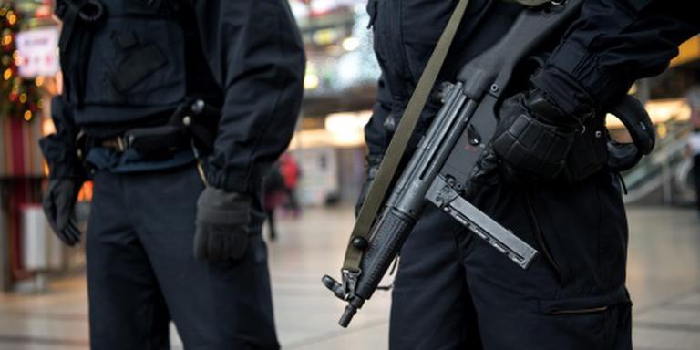Duitse politie pakt mogelijke terroristen op
