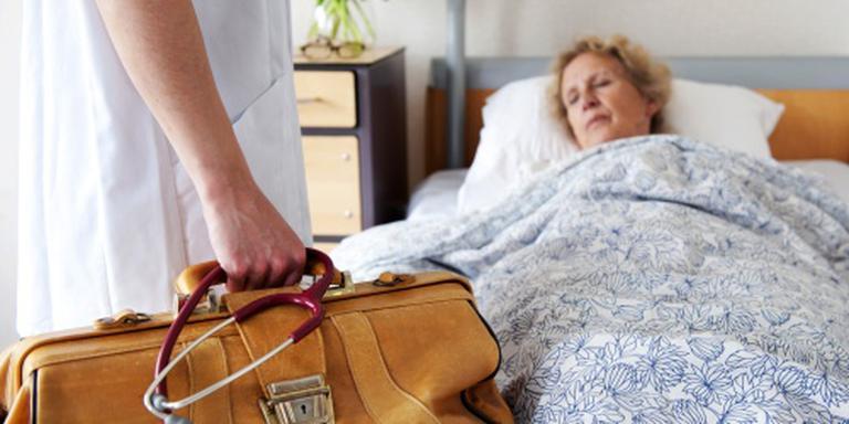 Opnieuw meer meldingen van euthanasie