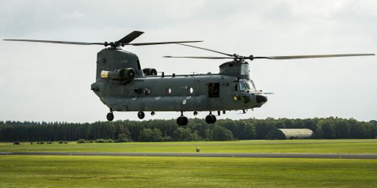 Nederland haalt helikopters terug uit Mali