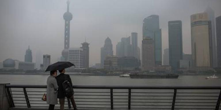 Shanghai evacueert 190.000 mensen om storm