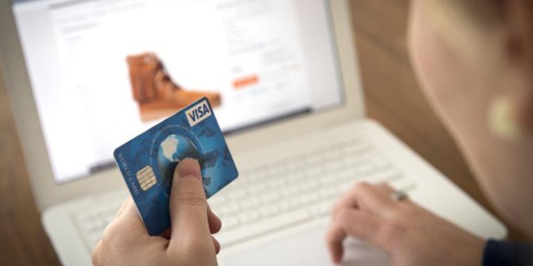 Visa profiteert van stijgende kooplust