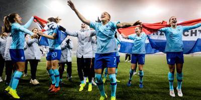 Jaarverslag: vrouwenvoetbal blijft groeien