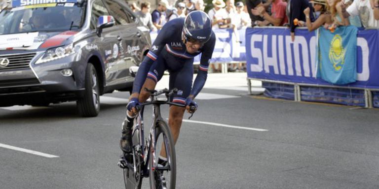 Franse wielrenner Coppel stopt