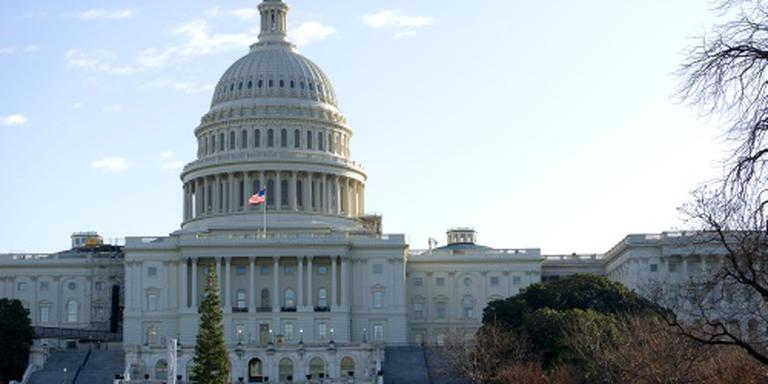 Capitool Washington korte tijd op slot