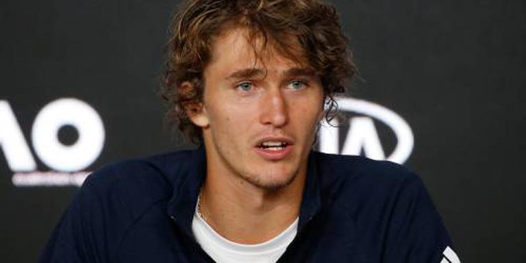 Favoriet Zverev fit voor Australian Open