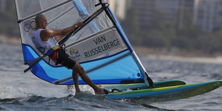 Van Rijsselberghe wint goud in stijl