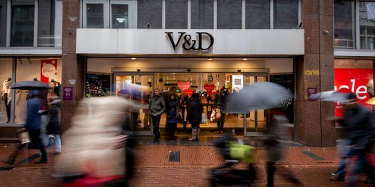 'Veel schuldeisers V&D vissen achter het net'
