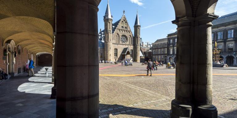 Kamer buigt zich over renovatie Binnenhof