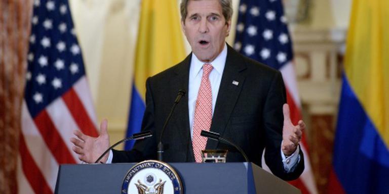 Kerry ziet kans op nieuw vredesoverleg Jemen