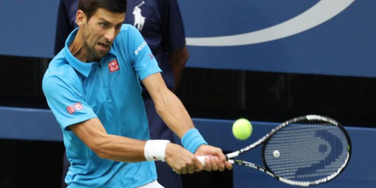 Djokovic zegt geblesseerd af voor Peking