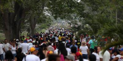 Dode door schermutselingen grens Venezuela