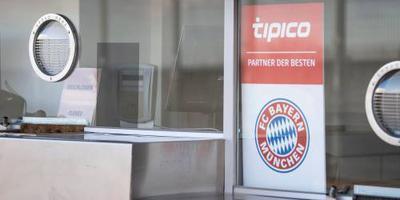 Ook Bayern München weer voorzichtig in training
