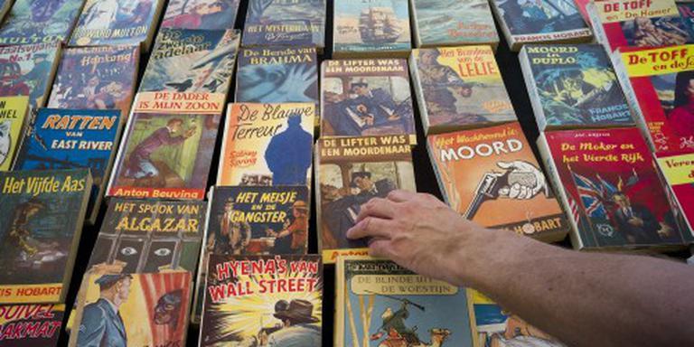 Grootste boekenmarkt van Europa