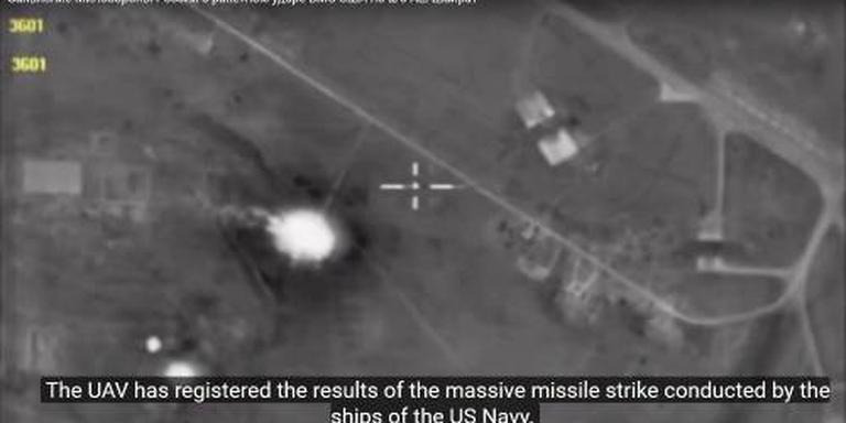 Syrië meldt neerhalen afgevuurde raketten