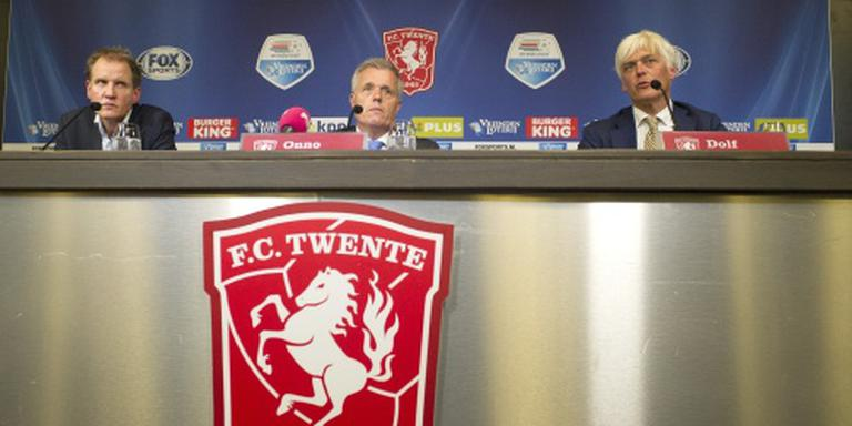 FC Twente stevent af op faillissement