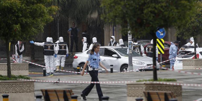 Arrestaties na bomaanslag Istanbul