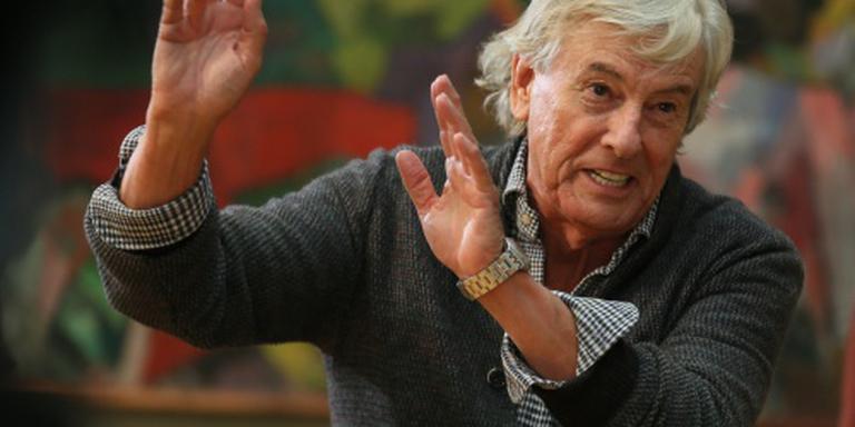 Applaus na vertoning film Verhoeven in Cannes