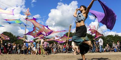 Psy-fi trok zo'n 15.000 bezoekers, uit 84 landen.