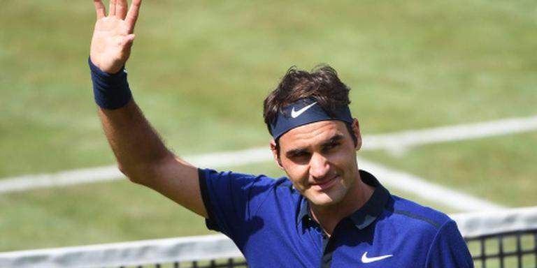 Federer voor vijfde keer naar Spelen