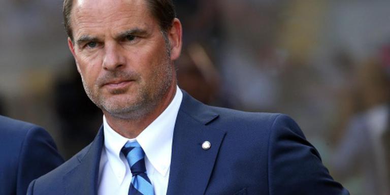 De Boer wint opnieuw niet met Inter